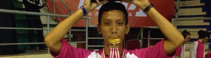 Profesiku: Pelatih Basket dan Guru Olahraga, Andi Oktafiyanto