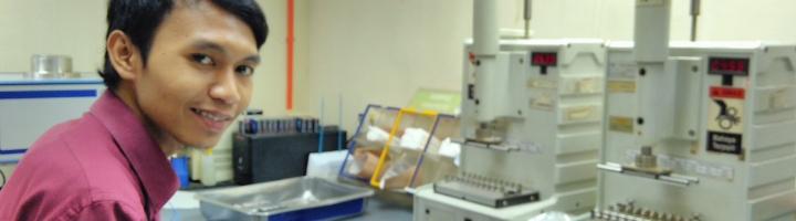 Profesiku: Quality Assurance Staff, Rio Hardiansyah