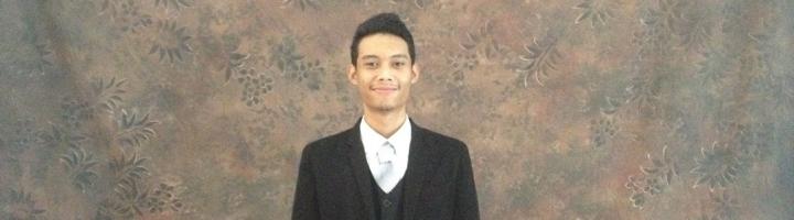 Jurusanku: Mahasiswa Psikologi Universitas Bina Nusantara, Muliawan Ilham