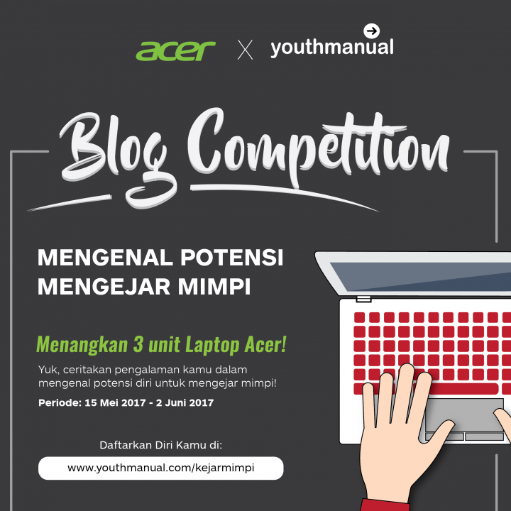 Acer x Youthmanual Blogging Competition: Review Fitur Premiumnya, Dapetin Laptopnya!