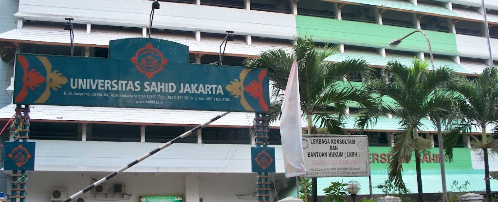 Universitas Sahid Jakarta