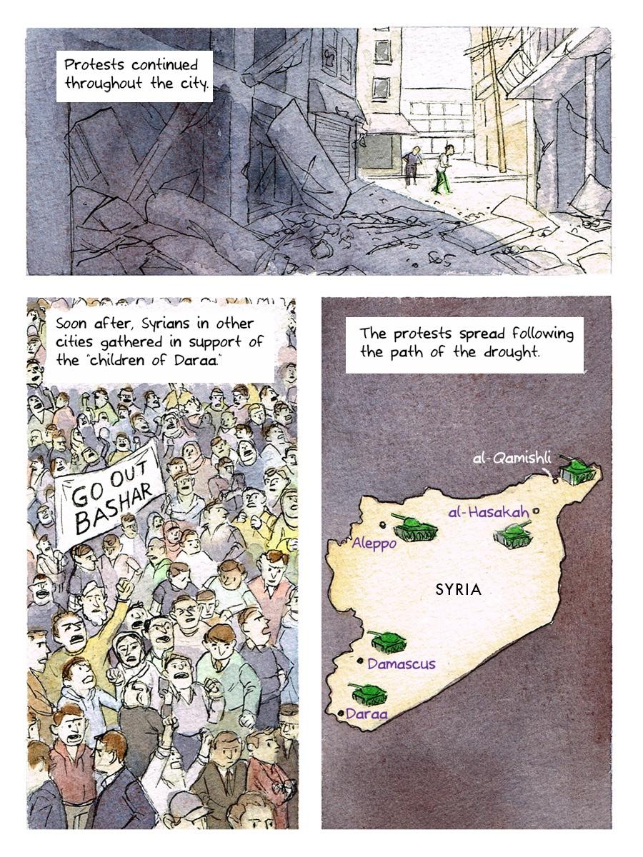 Perang Sipil di Suriah