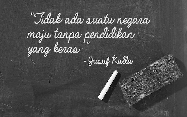 Quotes Pendidikan 6 - Youthmanual