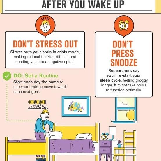 13 Hal Yang Penting Dilakukan Saat Pagi Hari Supaya Hari Kamu