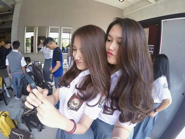Ke Sekolah Pakai Makeup Lebay Nggak Sih Youthmanual