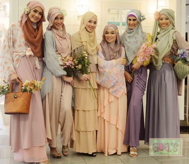8 Desainer Muda Paling Tenar Di Bidang Fashion Muslim