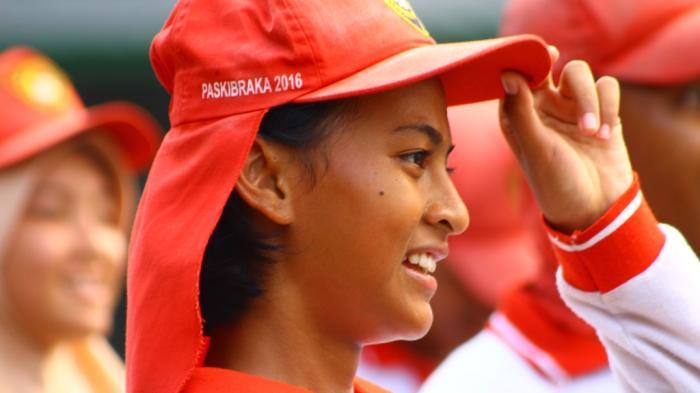 Image Result For Pembawa Baki Paskibraka Nasional