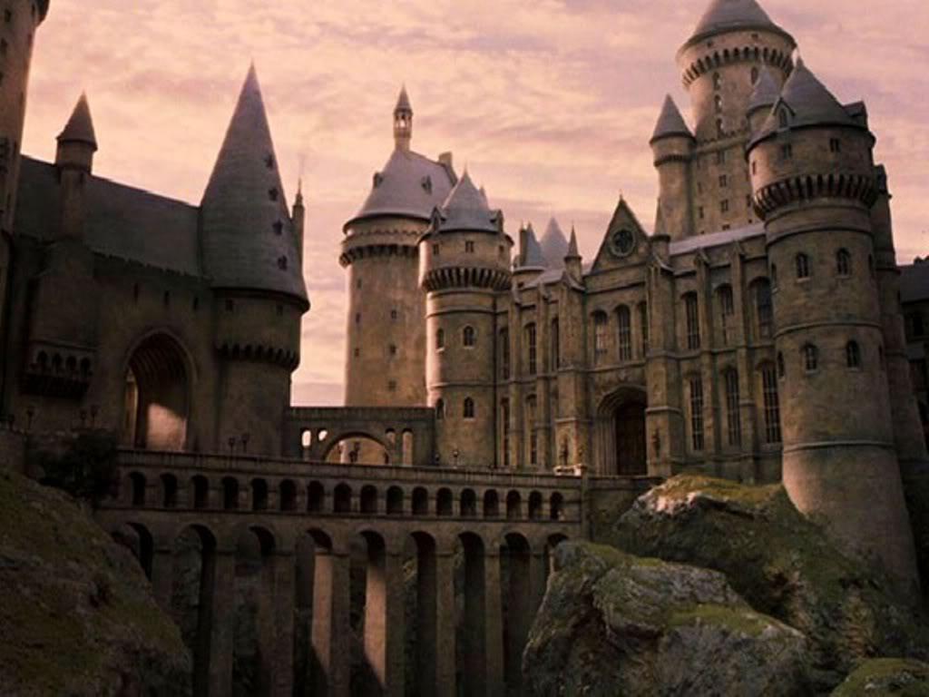 hogwarts sekolah harry potter