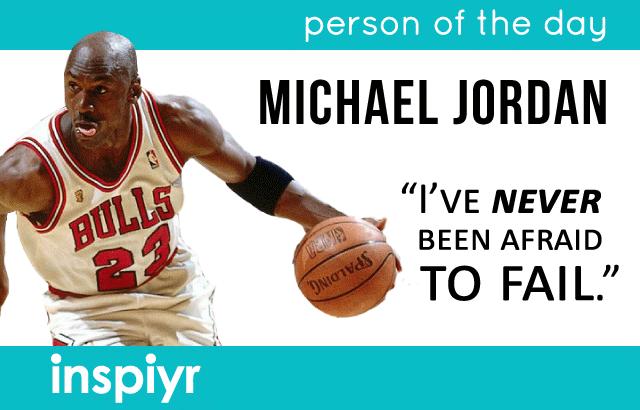michael jordan gagal