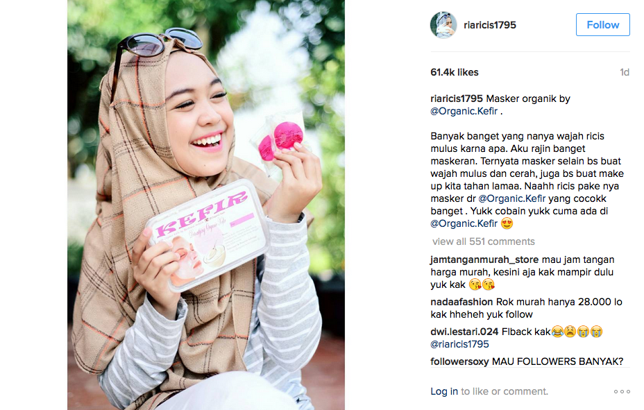 Tarif Endorse Di Media Sosial Berapa Sih Youthmanual
