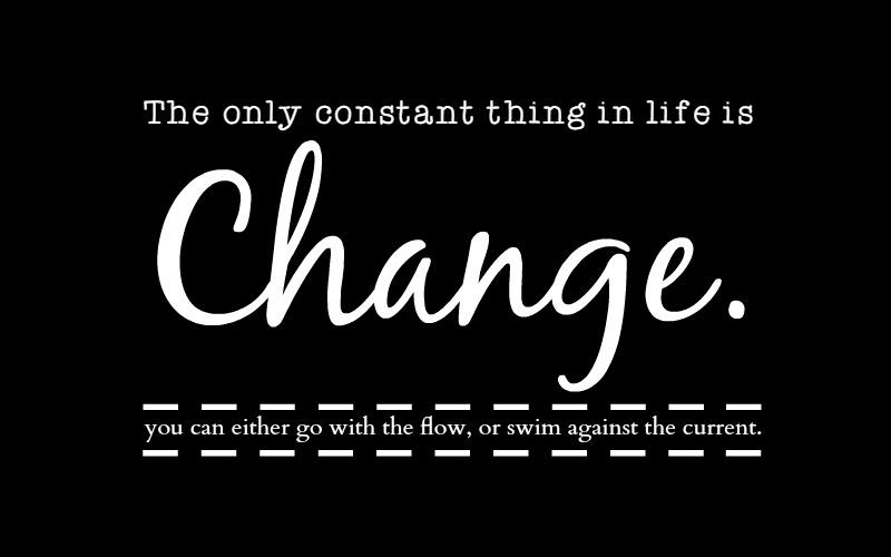 kegagalan dan perubahan