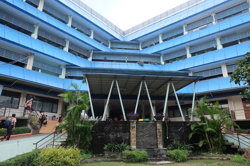 SMA Al-Azhar 2 Pejaten Gedung Sekolah - Youthmanual