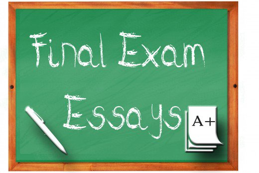 Essay For Exam