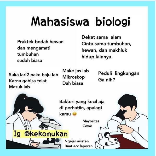 jurusan biologi