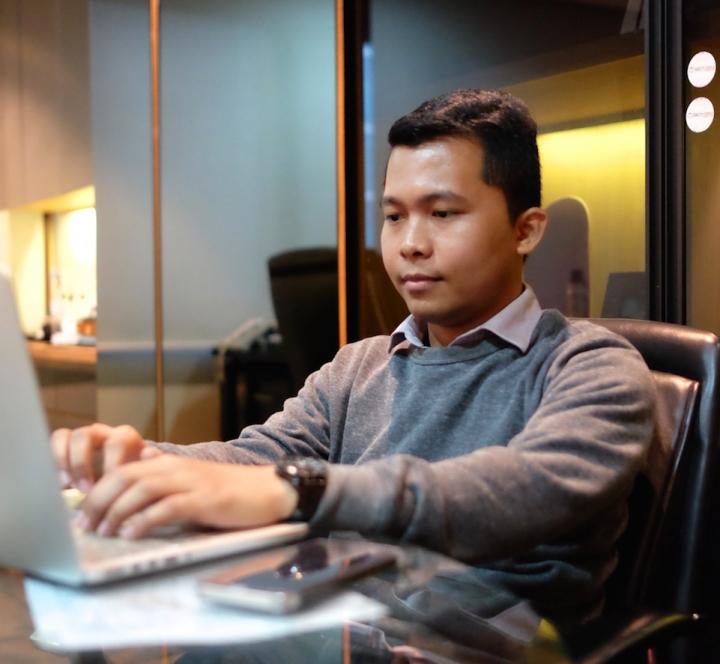 Tyovan Ari, CEO Muda yang Sudah Jadi Entrepreneur Sejak SMA!