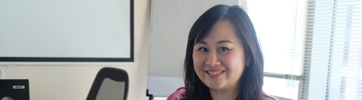Profesiku: Head of HR and GA Department, Monica Pribadi
