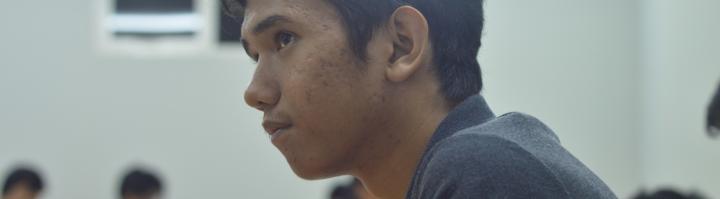 Pejuang SBMPTN: Dafa Satria, Teknik Mesin Biosistem Institut Pertanian Bogor
