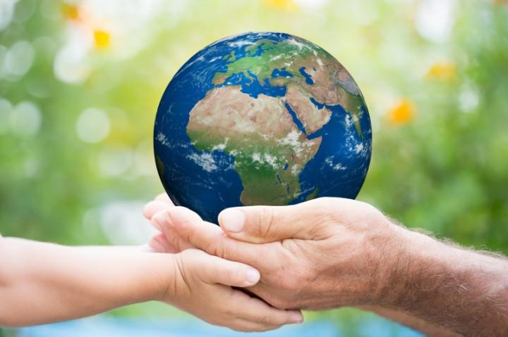 Sayangi Bumi dan Jadikan Dirimu Sebagai Pribadi yang Lebih baik