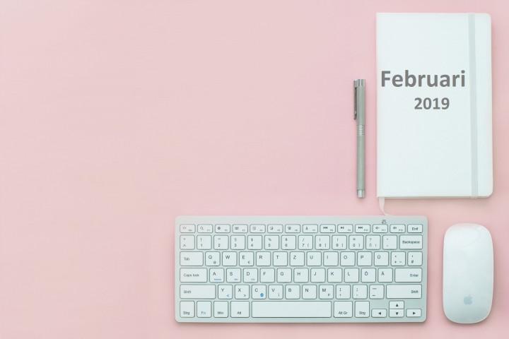 YM Planner: Ada Apa Sepanjang Februari 2019?