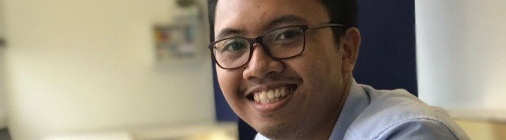 Profesiku: Data Scientist, Caesar Alpha Irawan