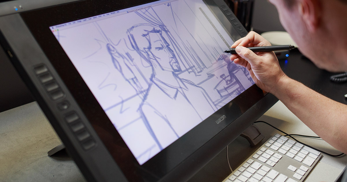 Animator dan Seniman Multimedia