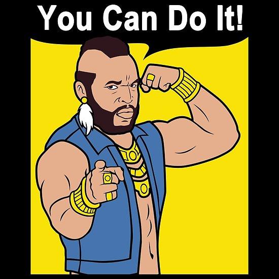 kamu bisa melakukannya