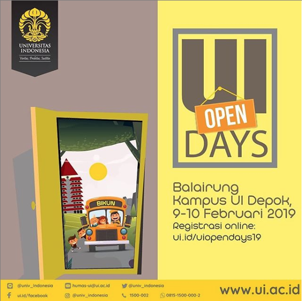 UI Open days